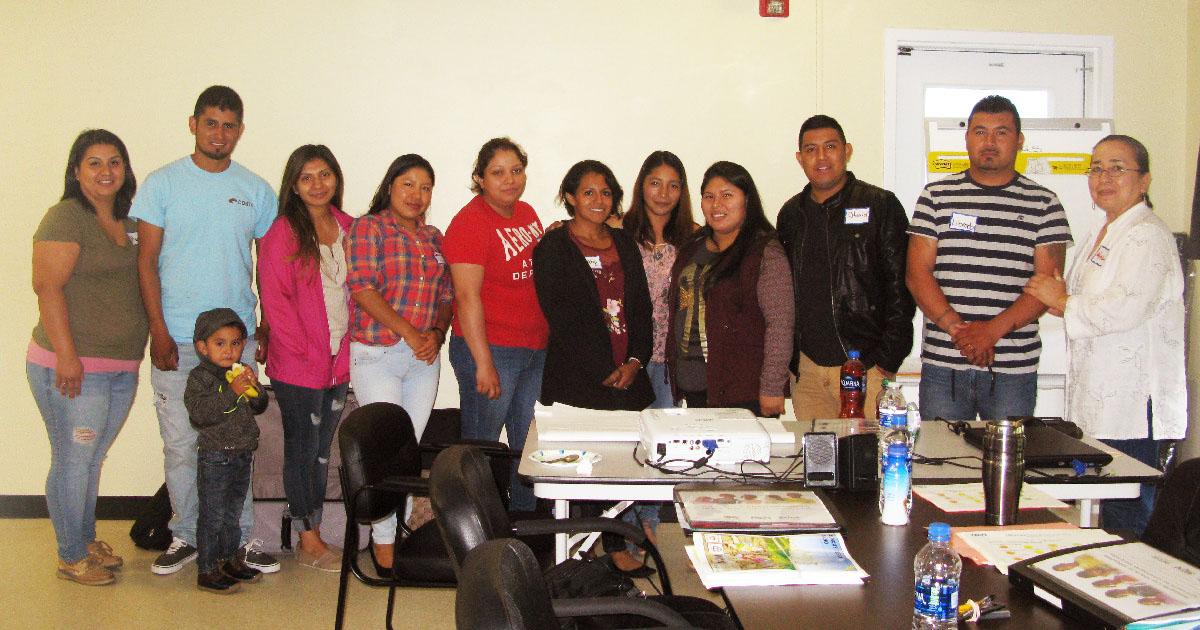Training parents as community health workers