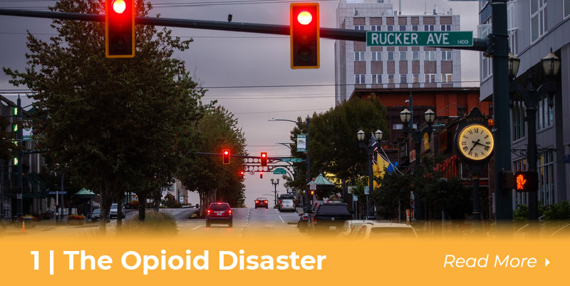 Opioids disaster