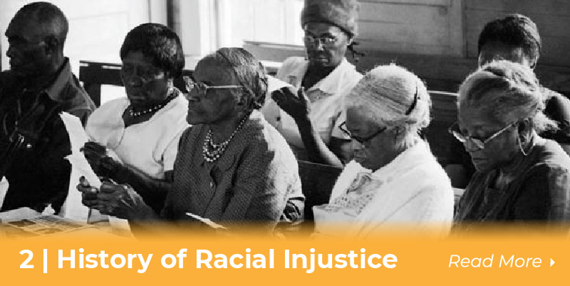 2 history of racial injustice