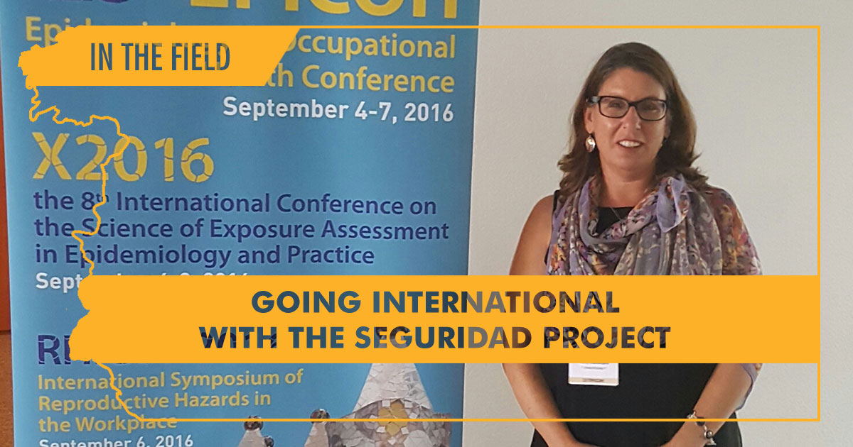 MCN In the Field - Going International with the Seguridad Project