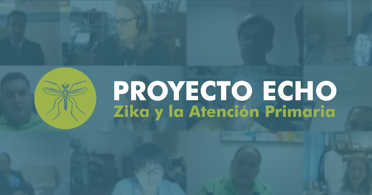 MCN Zika Echo Project