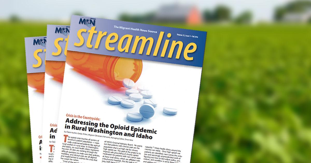 Fall Streamline newsletter
