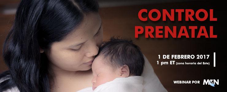 mcn webinar control prenatal