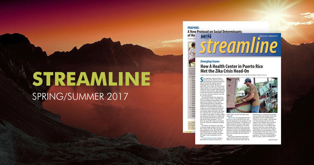 mcn streamline spring summer 2017