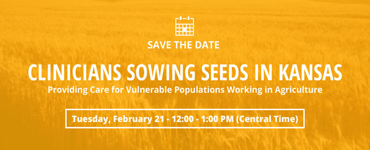MCN webinar clinicians sowing seeds in kansas