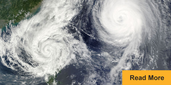 earth and hurricanes