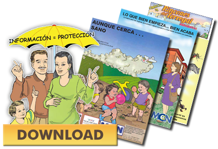 MCN's FREE Spanish-Language Pesticide Comic Books   Migrant