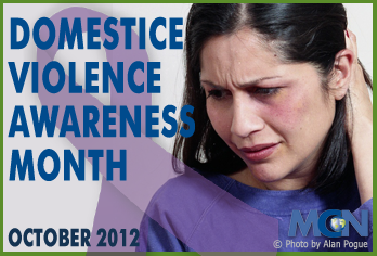 MCN recognizes National Domestic Violence Month (October)