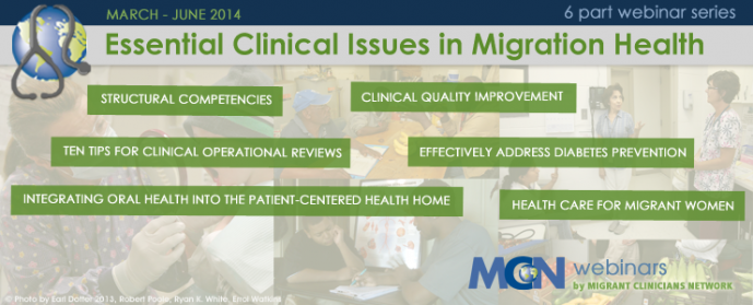 Essential Clinical Issues in Migration Health