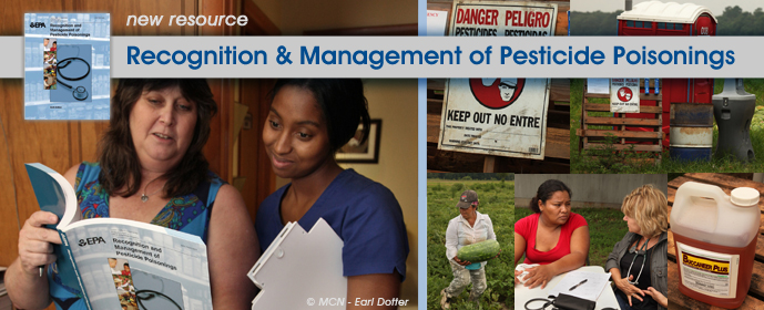 UPDATED: EPA's Recognition and Management of Pesticide Poisonings