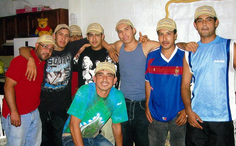 Hombres Unidos Men 2007