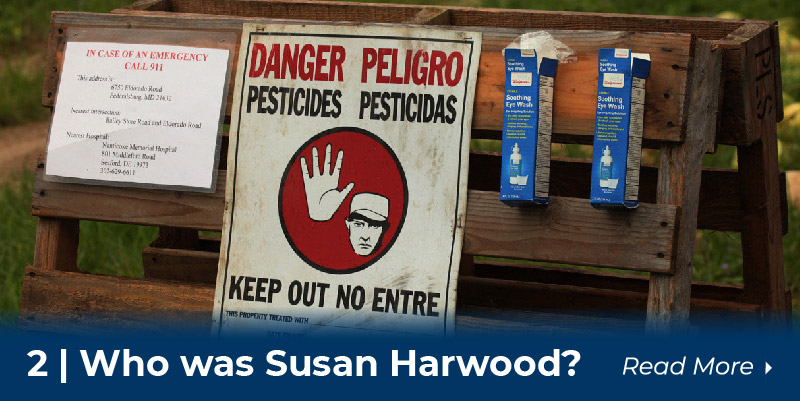 2 who was susan harwood