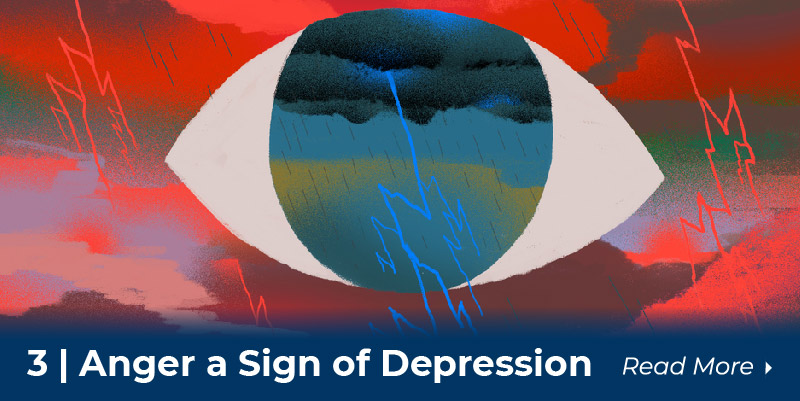 3 anger sign of depression