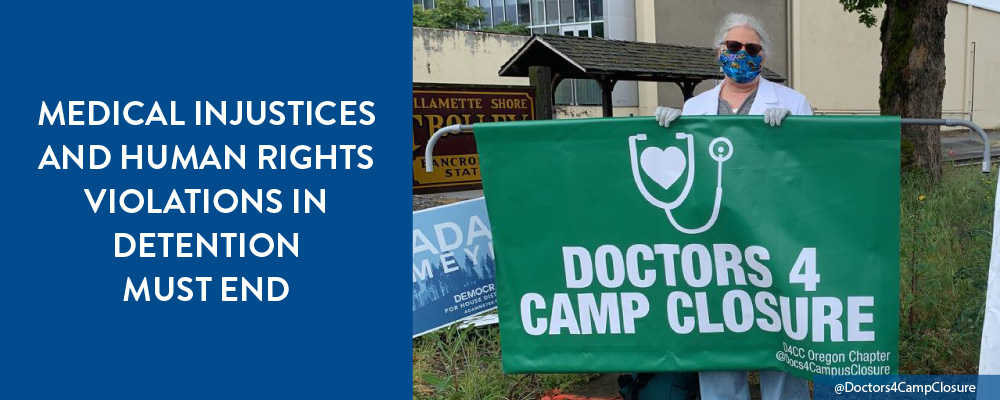 Medical Injustices and human rights violations in detention must end