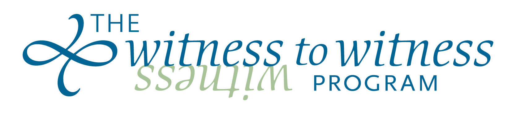 Witness to Witness project logo