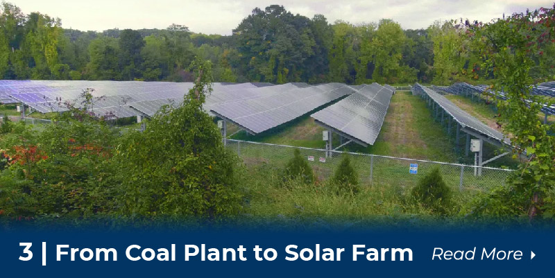 3 coal plant to solar farm