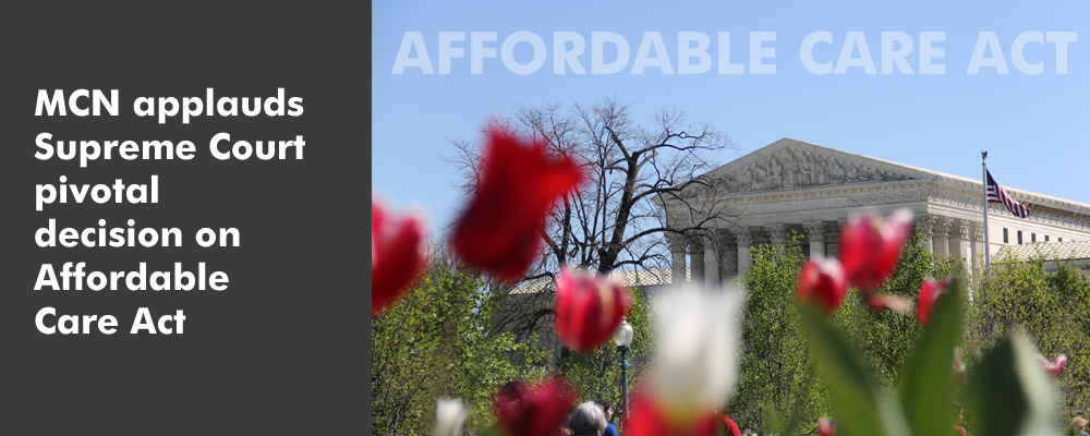 Supreme Court Decision on Affordable Care Act