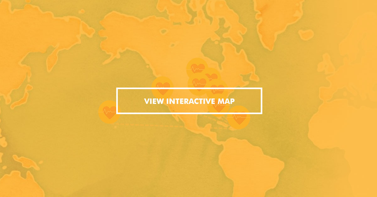 Click her to view Centers of Excellence interactive map