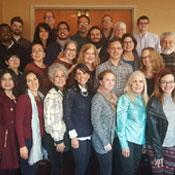 mcn staff and board in Austin, Texas