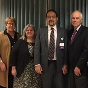 Laszlo Madaras at the Pennsylvania Conference on Tick-Borne Diseases