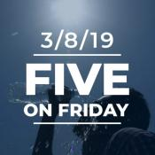 Five on Friday Thumbnail - Heat Waves and Human Health