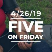 Five on Friday: Crisis in Clinics on the Border