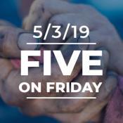 Five on Friday: Workers' Memorial Week