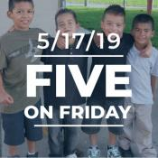 Five on Friday: Protecting Farmworker Children