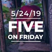 Five on Friday: Puerto Ricans Still Living Under Tarps