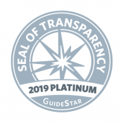 GuideStar's Highest Seal of Transparency