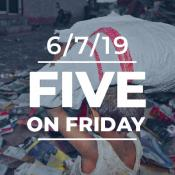 Five on Friday: World Day Against Child Labor