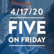 Five on Friday: Immigrants Afraid to Seek Testing