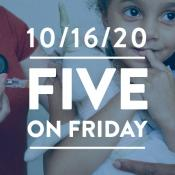 Five on Friday: Who Will Receive the Vaccine First?