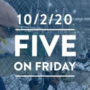 Five on Friday: Healthcare in ICE Detention