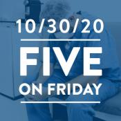 Five on Friday: Mental Health Among Frontline Clinicians