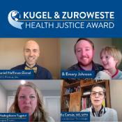 """""""You Saved Lives"""": Celebrating the Kugel and Zuroweste Award Winner"""