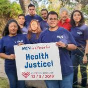 The MCN Health Network team