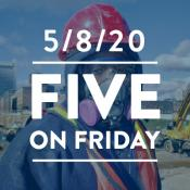 Five on Friday: COVID-19 and Social Justice