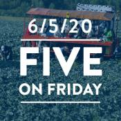 Five on Friday: Farmworkers Dying as Infections Spike