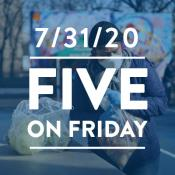 Five on Friday: Public Charge Rule Blocked During Pandemic