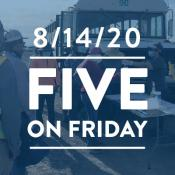 Five on Friday: Farmworkers Vulnerable to the Virus