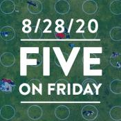 "Five on Friday: ""A CIViC DUTY"""