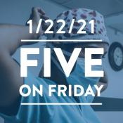 Five on Friday: Health Care Workers Need Our Support