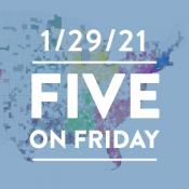 Five on Friday: Visuals Help Tell the Story
