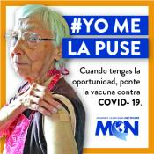 #YoMeLaPuse: New Video & Poster to Celebrate COVID-19 Vaccinations