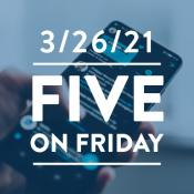 Five on Friday: Debunking COVID-19 Misinformation