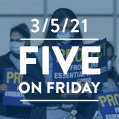 Five on Friday: Clinicians' Human Rights