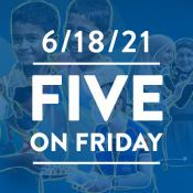 Five on Friday: World Refugee Day 2021