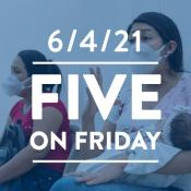 Five on Friday: Mothers of Missing Migrants