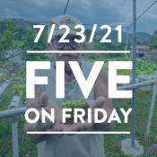 Five on Friday: Workers Grapple with Climate Crisis